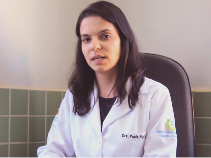 Depoimento ex-residente Paula Righi Cardoso
