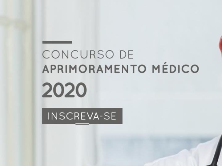 Edital de seleção de Aprimoramento Médico – Ano de 2020