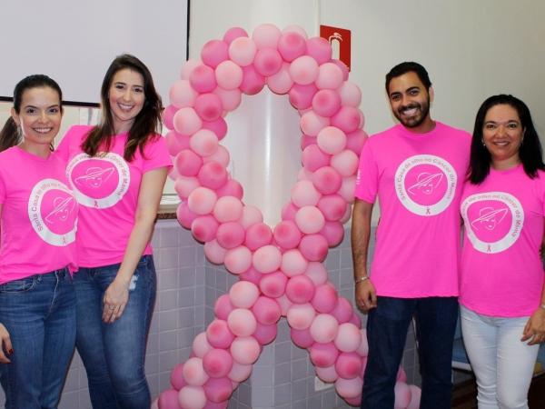 Equipe de Oncologia organiza confraternização para pacientes com Câncer