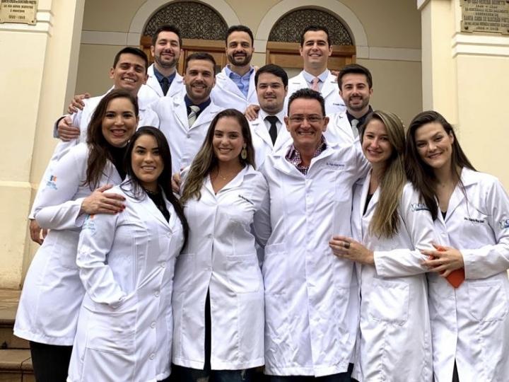 Dr. Paulo Serzedo, supervisor do programa de Anestesiologia, é o atual presidente da Comissão de CET/SBA