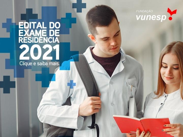 EDITAL DE SELEÇÃO DO PROGRAMA DE RESIDÊNCIA MÉDICA – ANO DE 2021