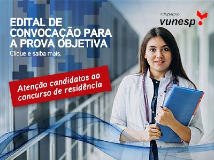 EDITAL DE CONVOCAÇÃO PARA A PROVA OBJETIVA