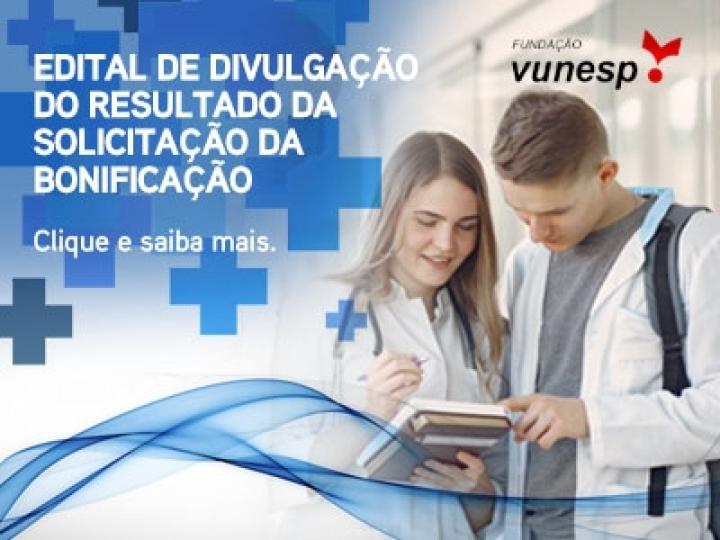 EDITAL DE DIVULGAÇÃO DO RESULTADO DA SOLICITAÇÃO DA BONIFICAÇÃO