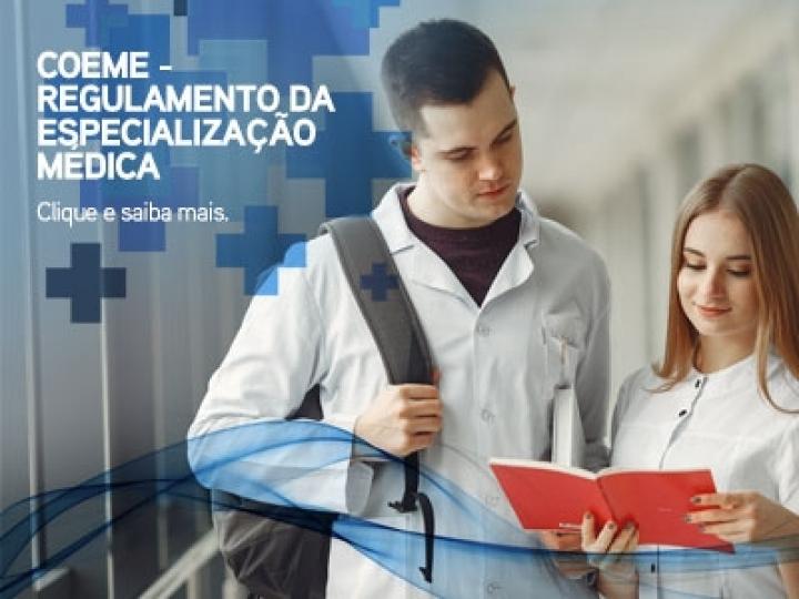 COEME - REGULAMENTO DA ESPECIALIZAÇÃO MÉDICA