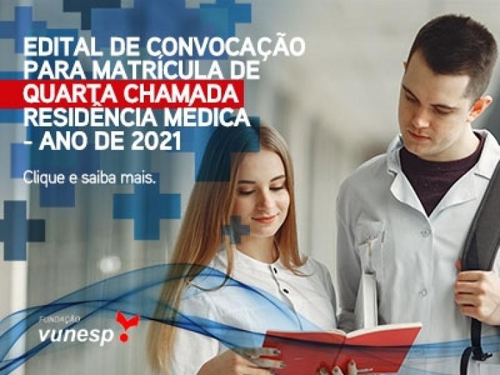 SCMRP SELEÇÃO DO PROGRAMA DE RESIDÊNCIA MÉDICA - ANO DE 2021 EDITAL DE MATRÍCULA