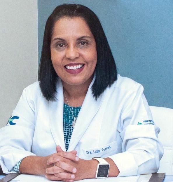 Dra. Lídia Alice Gomes Monteiro Marin Torres